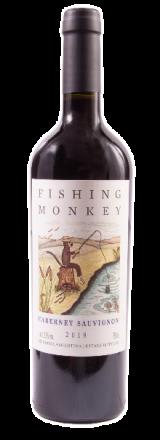 Garrafa de Vinho Fishing Monkey Cabernet Sauvignon 2018