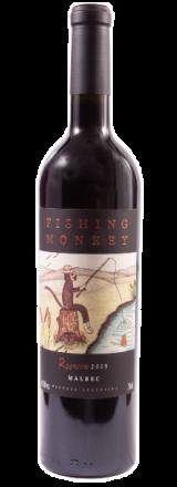 Garrafa de Vinho Fishing Monkey Reserve Malbec 2018
