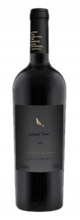 Garrafa de Vinho Guaspari Cabernet Franc 2015