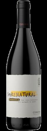 Garrafa de Vinho Orgânico Chakana Sobrenatural Bonarda 2019