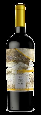 Garrafa de Vinho Pie de Los Andes Cabernet Sauvignon 2017