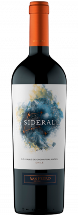 Garrafa de Vinho Sideral 2019
