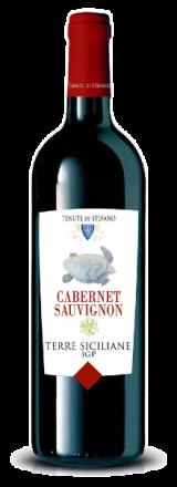 Garrafa de Vinho Tenute di Stefano Cabernet Sauvignon 2018
