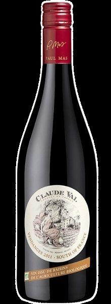 Vinho Claude Val Rouge 2019