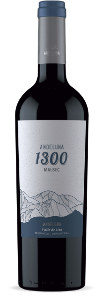 Vinho Andeluna 1300 Malbec 2018