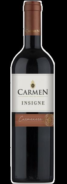 Vinho Carmen Insigne Carménère 2018