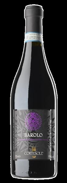 Vinho Cortesole Barolo 2016