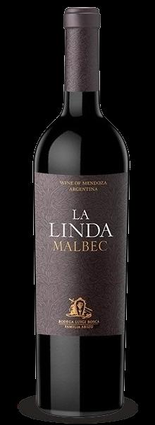 Vinho La Linda Malbec 2019